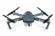 DJI Mavic Pro 4K WiFi Quadcopter Drone Fly More Combo Grey