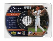 1999 PowerDeck Mark McGwire A Season to Remember 500th HR CD-Rom Card