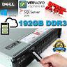 Dell PowerEdge R720 Xeon E5-2650v2 2.60GHz 192GB DDR3 H710Mini 500GB SSD 8TB SAS