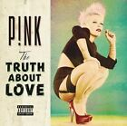 Pink - Truth About Love - CD Album Damaged Case