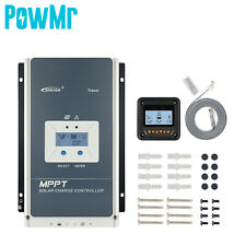 EPEVER MPPT 100A 80A 60A Solar Charge Controller Regulator PV150V WIth MT50