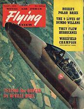 RAF FLYING REVIEW NOV 54 DOWNLOAD: N DUKE TEST PILOT/ 271 SQDNs VC/ 615 SQDN