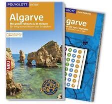 REISEFÜHRER Portugal Algarve Polyglott 2015/16 mit Landkarte UNGELESEN, wie neu