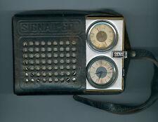 TRANSISTOR RADIO SIGNAL 601 # 70´s # NON-EXISTENT USSR