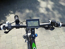 Electric bike LCD display KT-LCD3 - EBike, UK Stock - Sale - Free fast Delivery