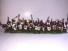 28mm los Caballeros Teutónicos desmonta una - 22 figuras Bestia De Agarre