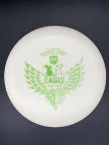 New Discmania P2 Glow P-line - Imperial Eagle 1st Edition - 175g - Green Foil