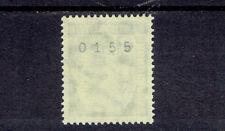 Bund Rollenmarken ** MiNr 183w Einzelmarke  Heuss