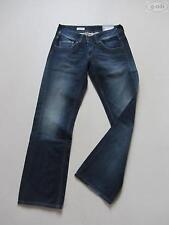 L30 Faded Damen-Jeans im Gerades Bein-Stil