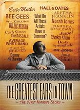 The Greatest Ears In Town - The Arif Mardin Story (NEW DVD)