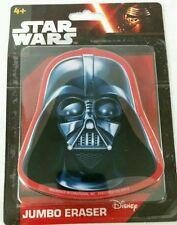 Brand New Star Wars Jumbo Eraser Darth Vader Fast Shipping