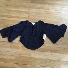 Joli chemisier noir RALPH LAUREN taille XS ou 36 neuve avec étiquette !