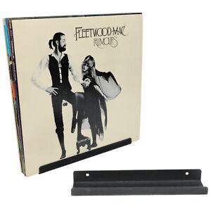 Metal Record Holder Shelf 2-Pack