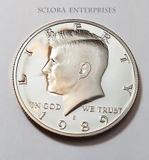 1989 S KENNEDY *PROOF* HALF DOLLAR  **FREE SHIPPING**
