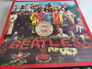 Sgt. Pepper's Lonely Hearts Club Band - Remastered The Beatles (2017) BOXSET
