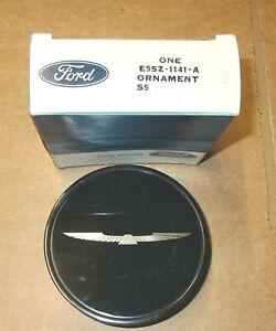 Ford E5SZ-1141-A wheel ornament 1983 1984 1985 1986 1987 1988 Thunderbird. NOS