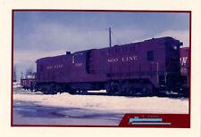 All Aboard Railroad Collectors Card Set