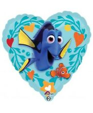 """Finding Dory 18"""" Anagram Balloon Birthday Party Decorations"""