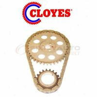 Valve Train  vs Cloyes Engine Timing Set for 1968-1972 Chevrolet El Camino