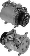 A/C Compressor Omega Environmental 20-11166-AM Reman