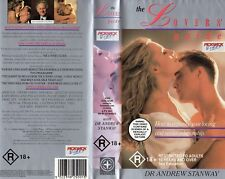 THE LOVERS' GUIDE - Enhance loving - VHS - NEW - Never played -Very rare!! - PAL