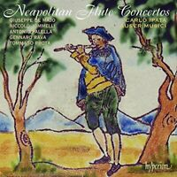 Auser Musici - Neapolitan Flute Concertos [CD]