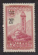 Andora-French - 1935 - SC 64 - LH