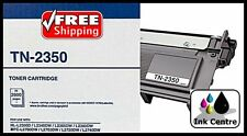 Brother Genuine TN-2350 2330 High Yield 2.6k Toner Cartridge HL-L2300D 2340 2365