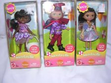 Mattel 2003 Kelly Sweetsville Duke de Sucre ,Becky &Tamika
