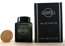 "BELLE MINIATURE DE PARFUM ""GRIOGIOPERLA"" DE LA PARFUMERIE LA PERLA"
