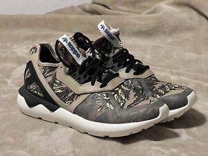 adidas originals Tubular Runner, Leaf Camo - B35638 US mens 8