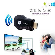 WiFi 1080P Full-HD HDMI TV Stick Chromecast DLNA Wireless Airplay Dongle