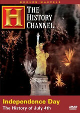 HISTORY CHANNEL: Independence Day - The History of July 4th | DVD | Brand New