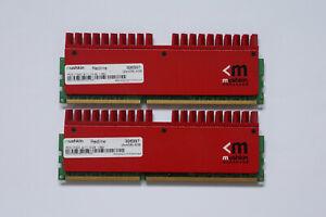 8GB (2x4GB) Mushkin Enhanced Redline DDR3 Memory 2133MHz CL9 PC3-17000 996997