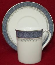 ROYAL DOULTON china SHERBROOKE H5009 pattern DEMITASSE CUP & SAUCER Set