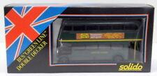 Bus miniatures Solido
