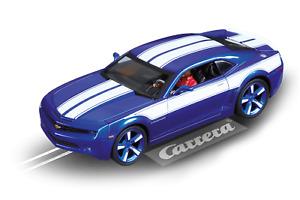 "Carrera Evolution 1/32 Slot Car 27462 Chevrolet Camaro Concept ""Street Version"""