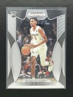 2019-20 Prizm Draft Picks Jalen McDaniels RC, Rookie Card, Hornets