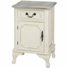 Metal Bedside Tables & Cabinets with Cupboard