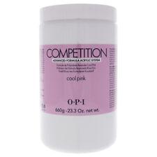 La competencia Acrílico Polvo-Cool Rosa por OPI para mujeres - 23.3 onzas en polvo