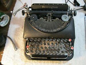 vintage remington no.5 typewriter