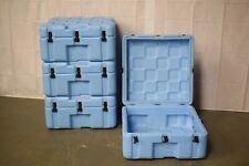 Hardigg Pelican Transport Flight Storage Case Box - British Army - Military RAF