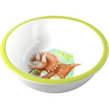 Kinderschale Melamin-Schale Schüssel Dinos Dinosaurier  Haba 305146 neu