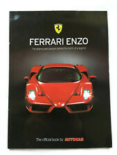 Ferrari Enzo Official Magazine Book by Autocar (2002)