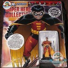 Tim Drake Robin Eaglemoss DC Superhero Figurine Magazine #06