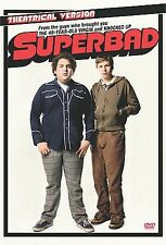 Superbad (DVD, 2007, R-Rated)