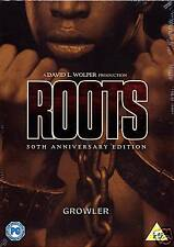 ROOTS - TV SERIES FILM DVD - ALEX HALEY FAMILY HISTORY TREE GENEALOGY ANCESTRY