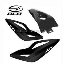 Coque BCD Xtreme Noir MBK Nitro YAMAHA Aerox NEUF Tail Fairing Xtreme black