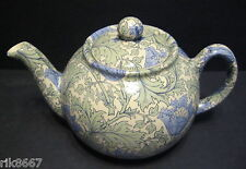 1 Heron Cross Pottery Anemone Chintz English 3 Cup Tea Pot or 2 mugs