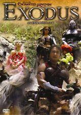 EXODUS  -Hong Kong RARE Kung Fu Martial Arts Action movie - NEW